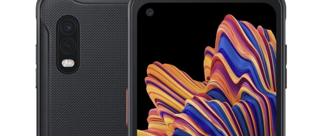 Samsung introduces Galaxy XCover Pro, again - GSMArena.com news