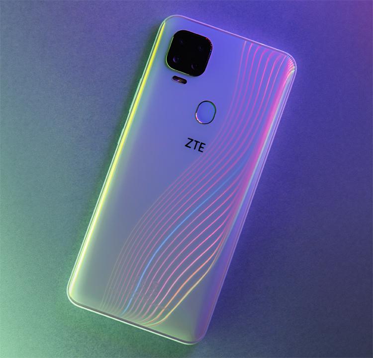 Смартфон ZTE Blade V2020 с квадрокамерой и чипом Helio P70 оценён