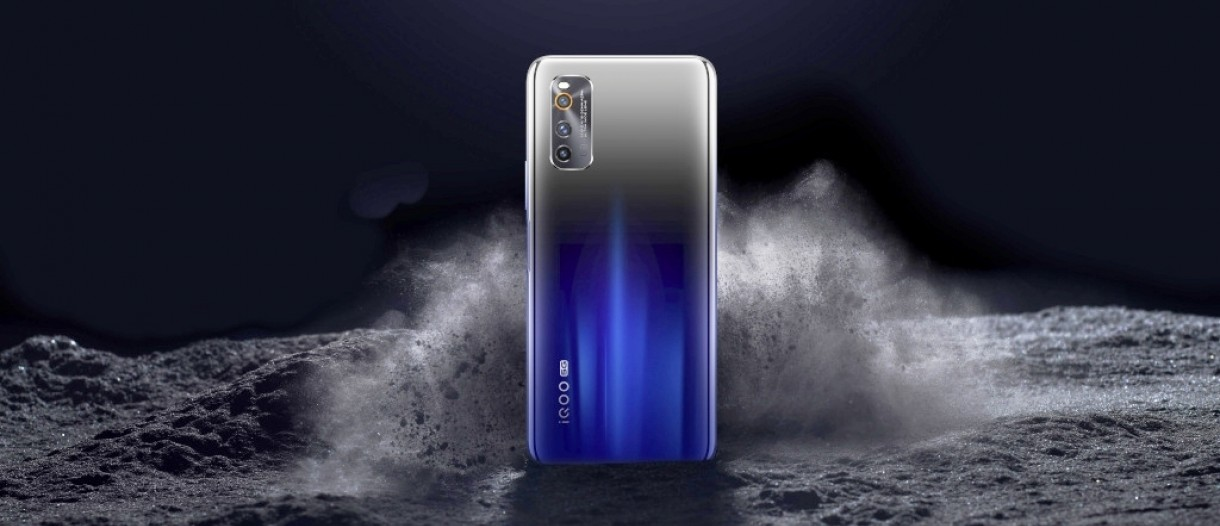 Take a look at the first vivo iQOO Neo3 official image - GSMArena