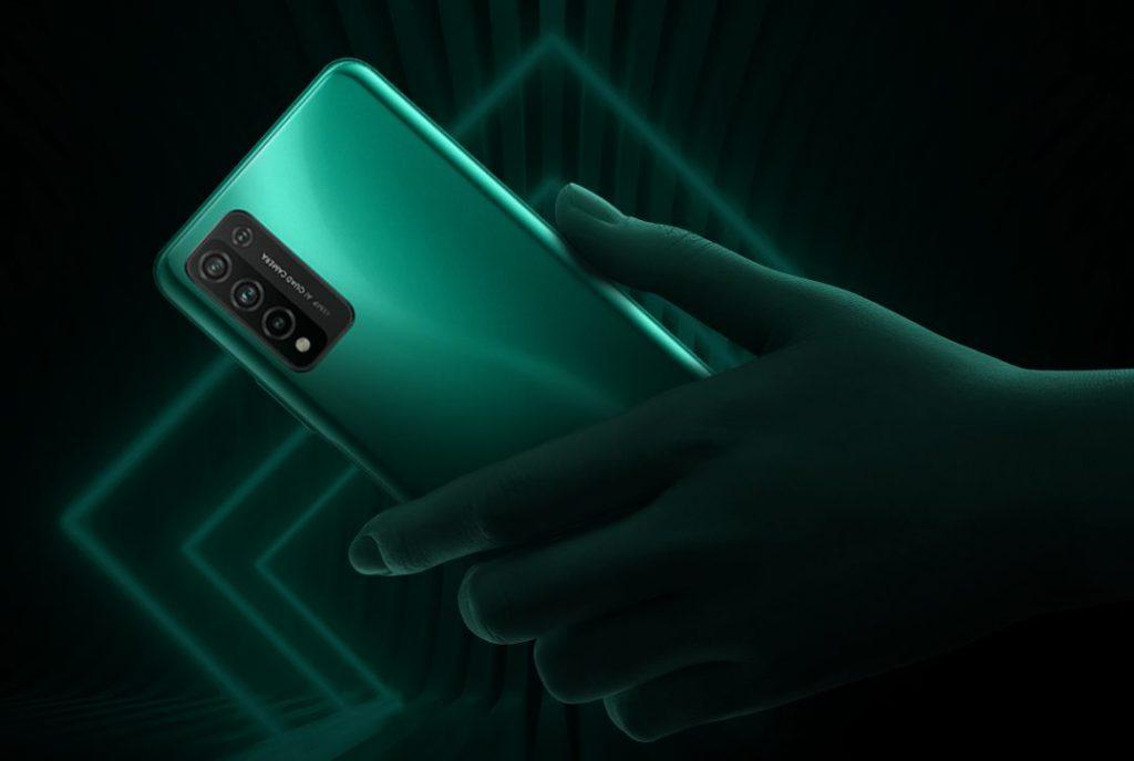 The HONOR 10X Lite phone arrives in Saudi Arabia