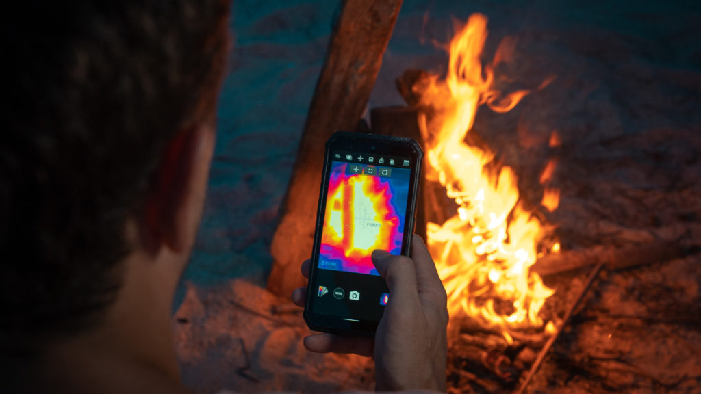 Ulefone Armor 9 with thermal imaging camera goes live on