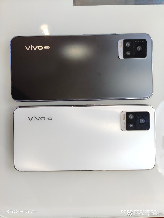 Vivo S7 to feature a 44MP dual selfie camera, leaked live images