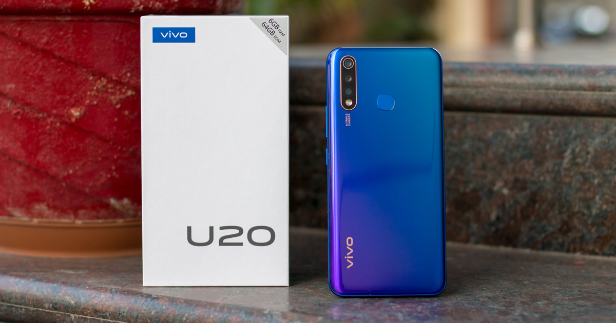 Vivo U20 Review With Pros and Cons | Smartprix.com