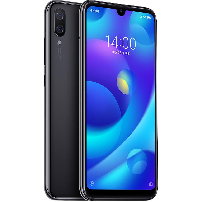 Xiaomi Mi Play 4/64GB Black купить в интернет-магазине: цены на