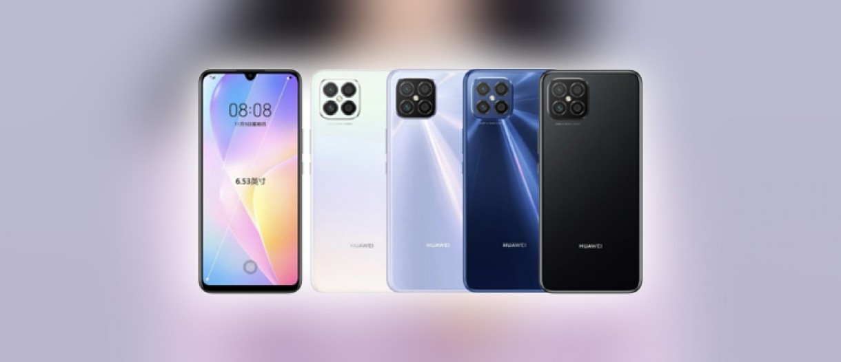 Huawei nova 8 series phones certified with 66W charging - GSMArena