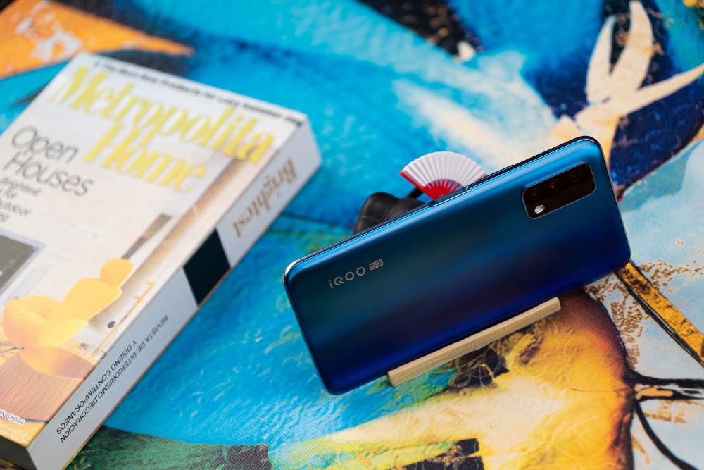 iQOO Z1x评测:定位精准的高性价比中端手机-苏宁头条