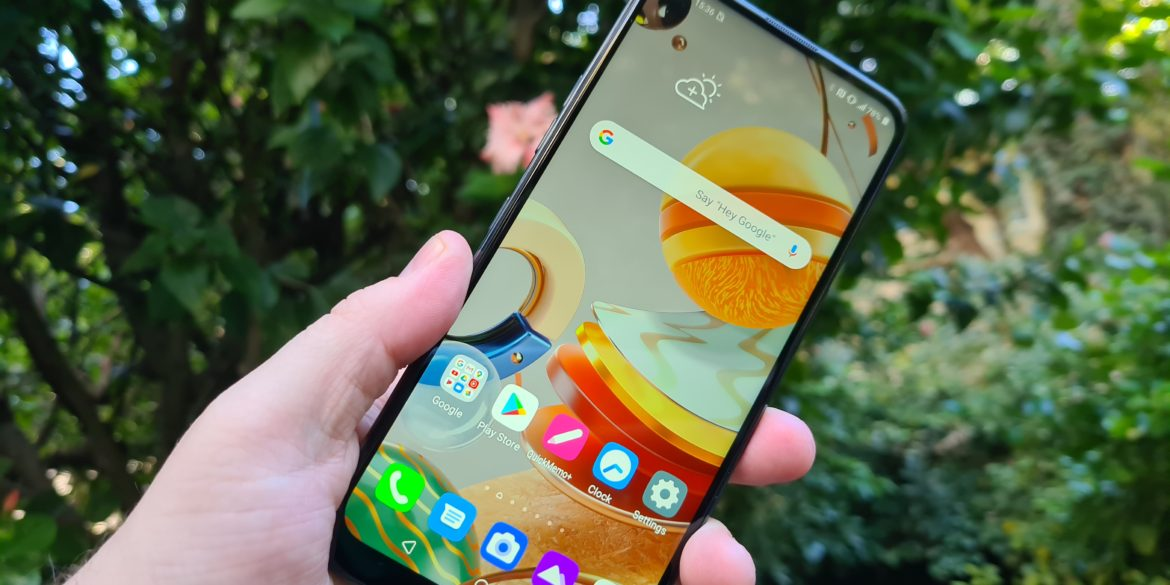 LG K61 Review: Learning patience with penta-cameras - Bandwidth