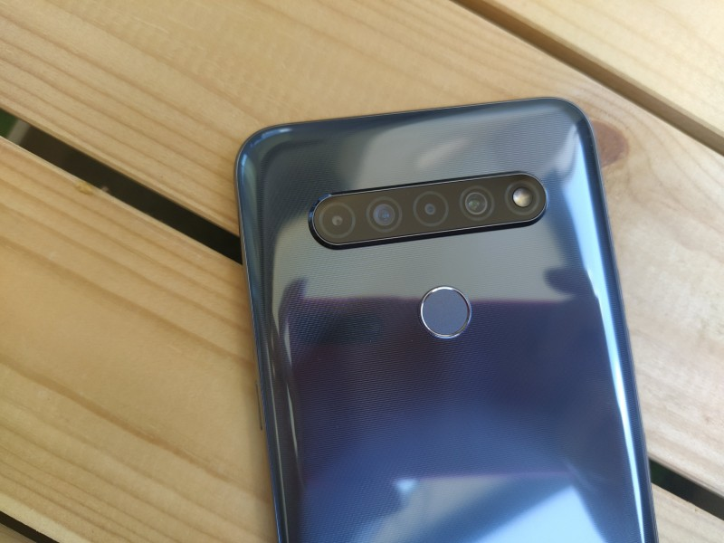 LG K61 review: More for less