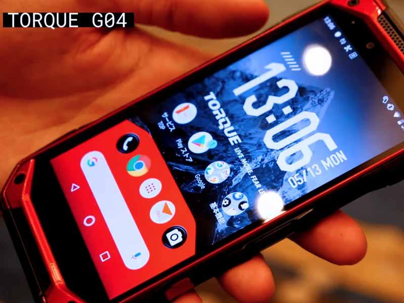 Обзор смартфона Kyocera Torque G04 • Kyocera Torque
