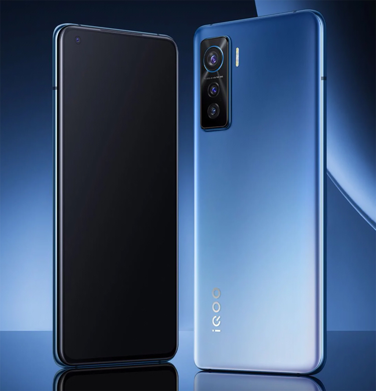 Vivo iQOO 5 smartphones presented: 120W charging and 120Hz screen