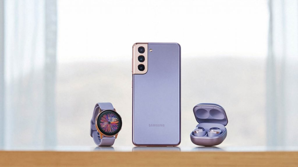 Samsung Galaxy S21+ флагманский смартфон 2021 года - STEREO