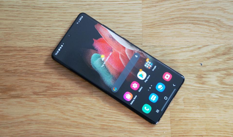 Samsung Galaxy S21 Ultra 5G First Look: No SD, Insane Zoom