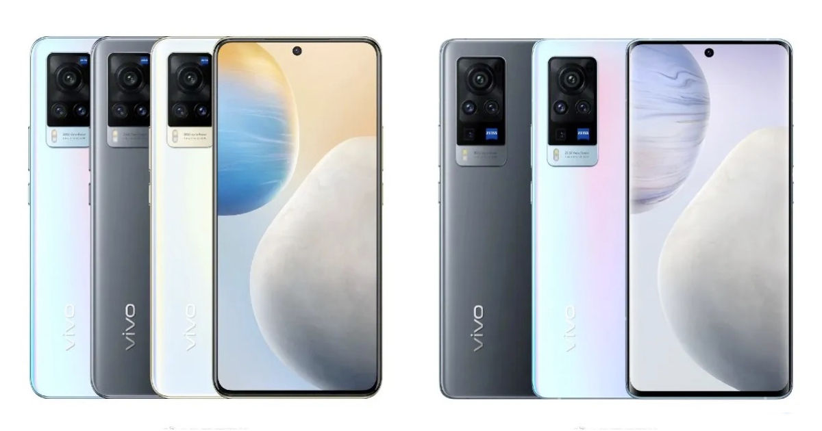 Vivo X60 Pro+ specifications and colour options leaked via e