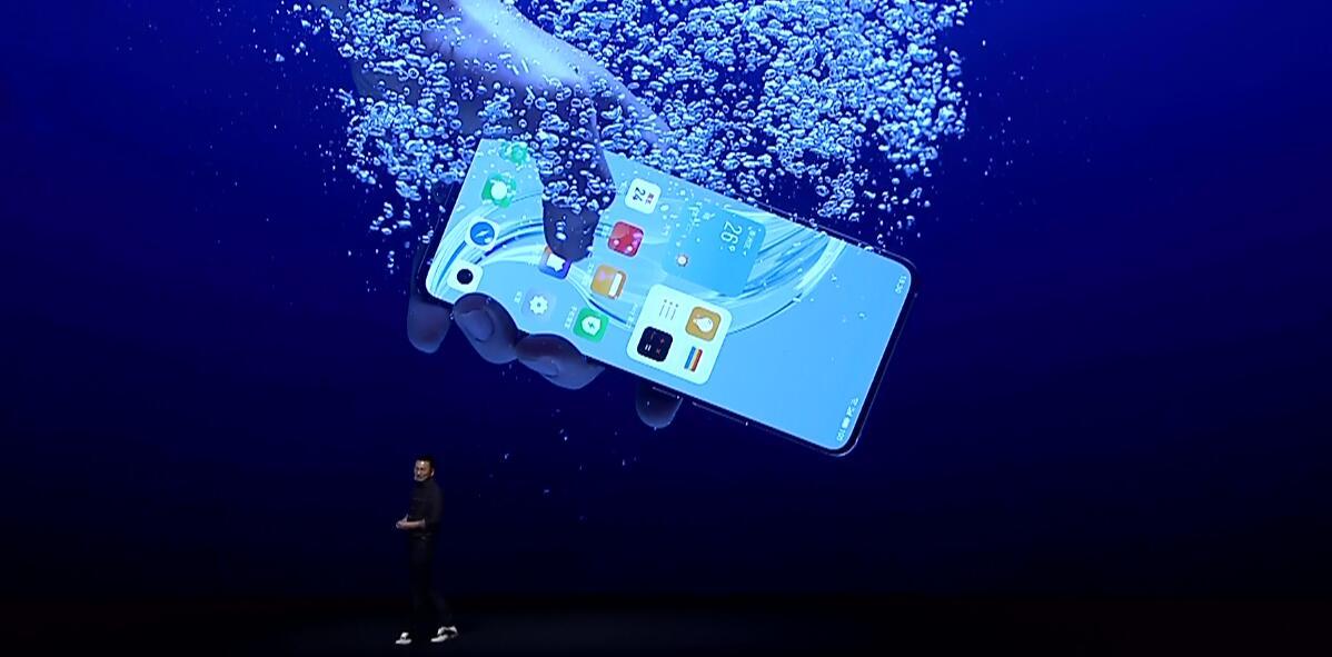 Is Meizu 18 waterproof? Ultrasonic fingerprint underwater