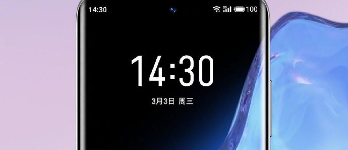 """Meizu 18 to have a 6.2"""" screen, Meizu 18 Pro will bring QHD+"""