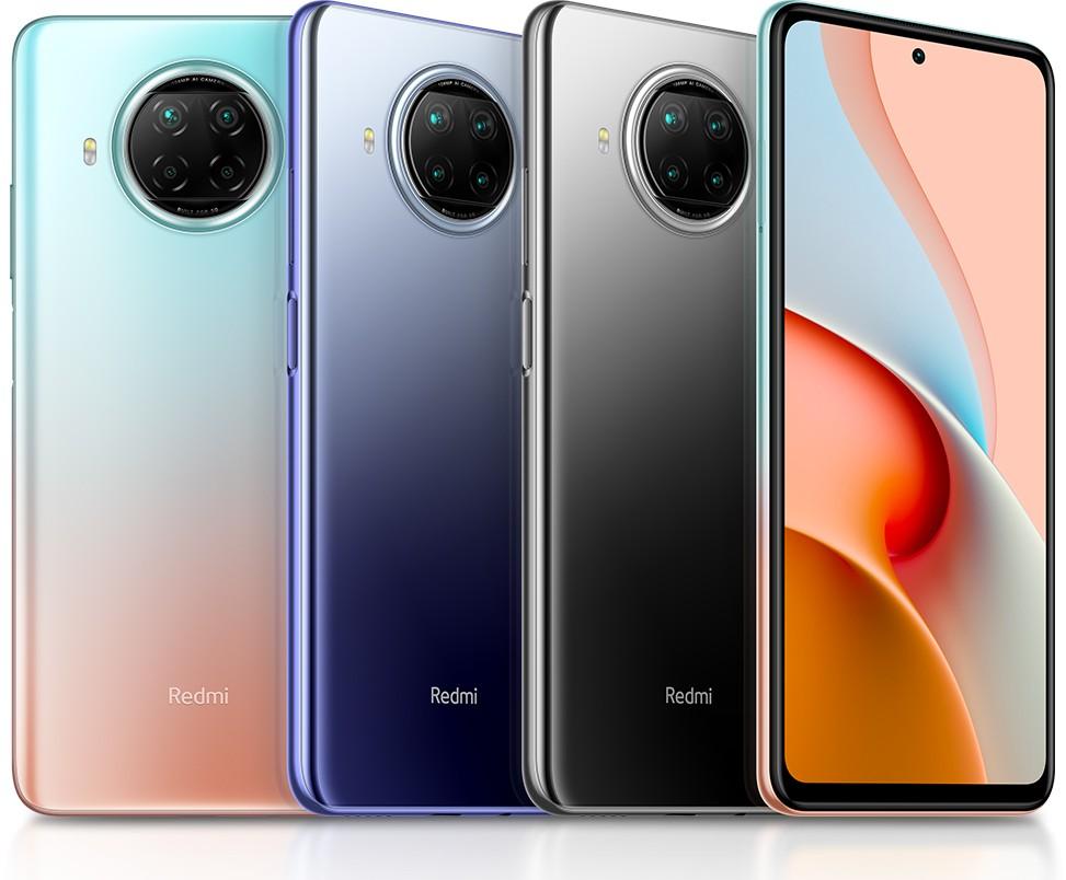 Представлен смартфон Redmi Note 9 Pro 5G | Mobile-review.com — Новости