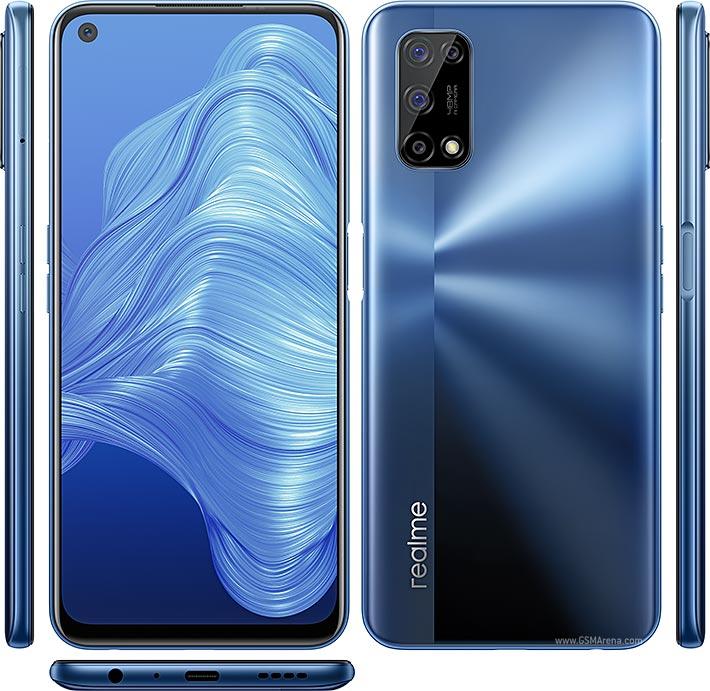 Realme 7 5G pictures, official photos