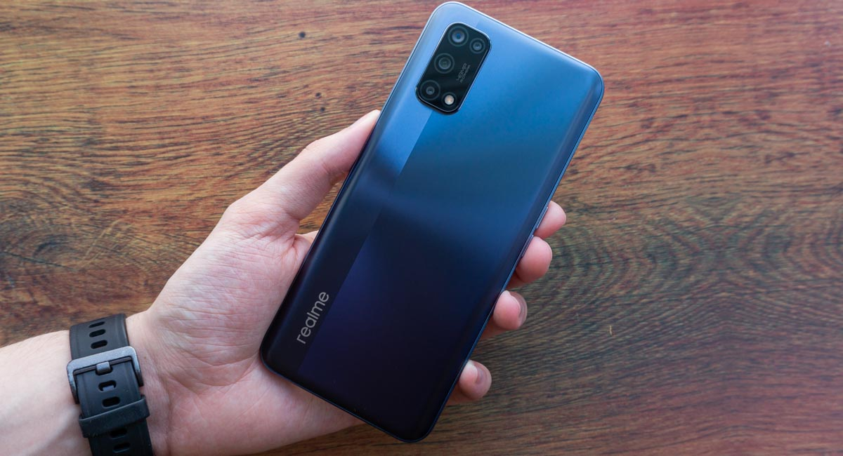Realme 7 5G review: Mid-Ranger with 5G support - Root Nation