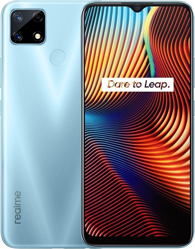 REALME 7I HELIO G85 (EUROPE) - характеристики, где купить смартфон