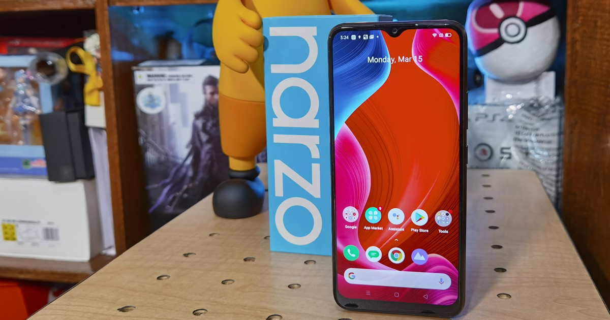 realme narzo 30A First Impressions | Powerful Gaming on A Budget