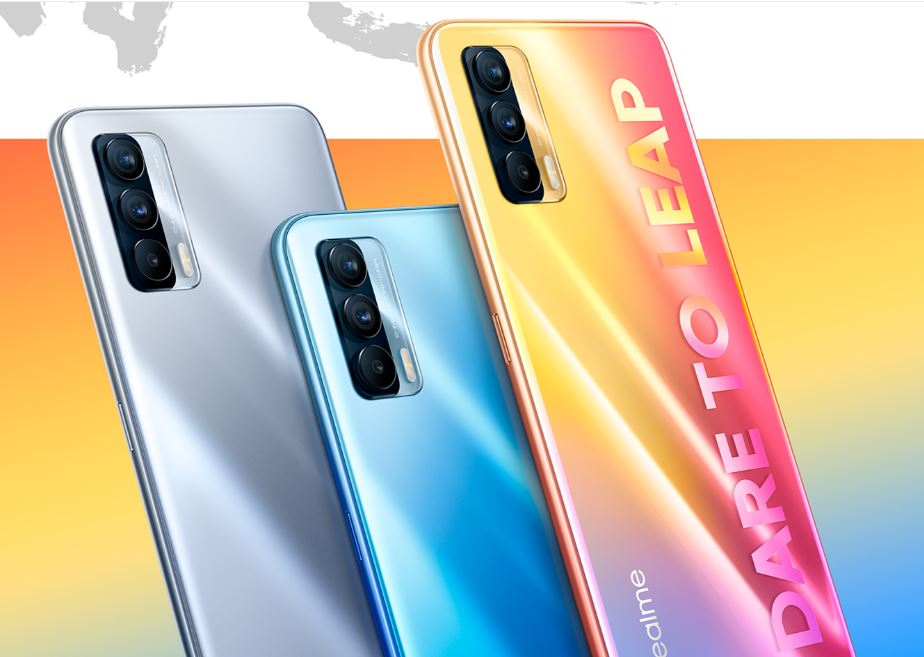 Realme V15 5G launched: Dimensity 800U-powered smartphone aimed