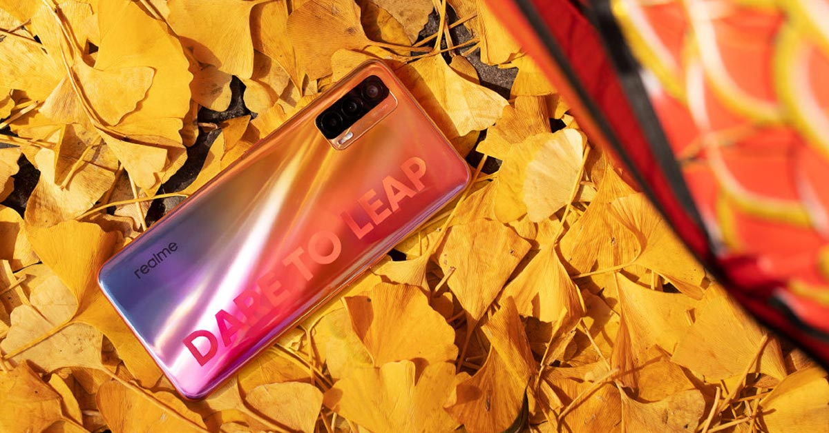 Realme V15 5G launched with Dimensity 800U, 64MP triple cam - revü