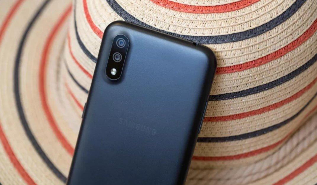 Samsung Galaxy A02 Alleged Passes Through Geekbench, Key Specs