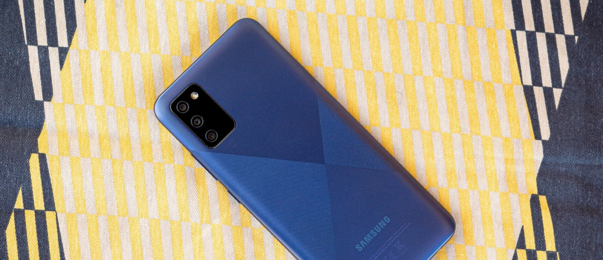 Samsung Galaxy A02s in for review - GSMArena.com news