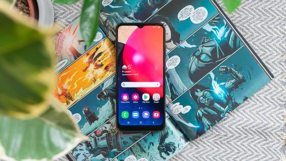 Samsung Galaxy A02s review: Low priced for a reason | Expert Reviews