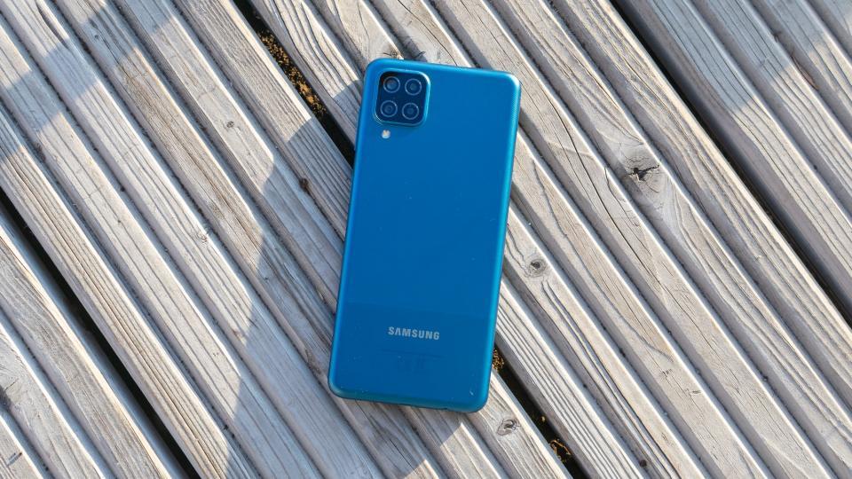 Samsung Galaxy A12 review: Killer battery, but a weak performer
