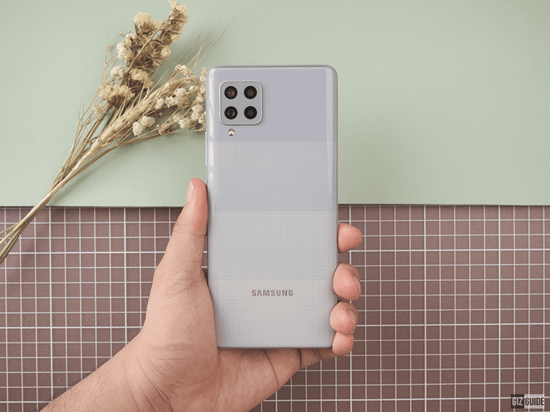 Samsung Galaxy A42 5G First Impressions