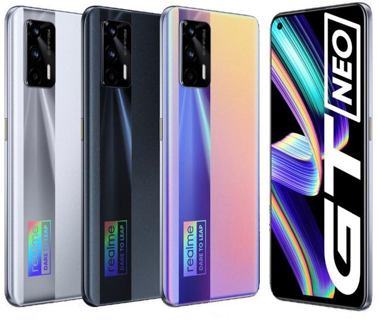 Вышел мощный смартфон Realme GT Neo 5G со 120-Гц экраном и чипом