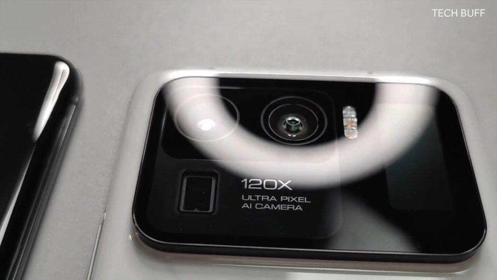 Xiaomi Mi 11 Ultra leaks w/ 120x zoom, rear display, more - 9to5Google
