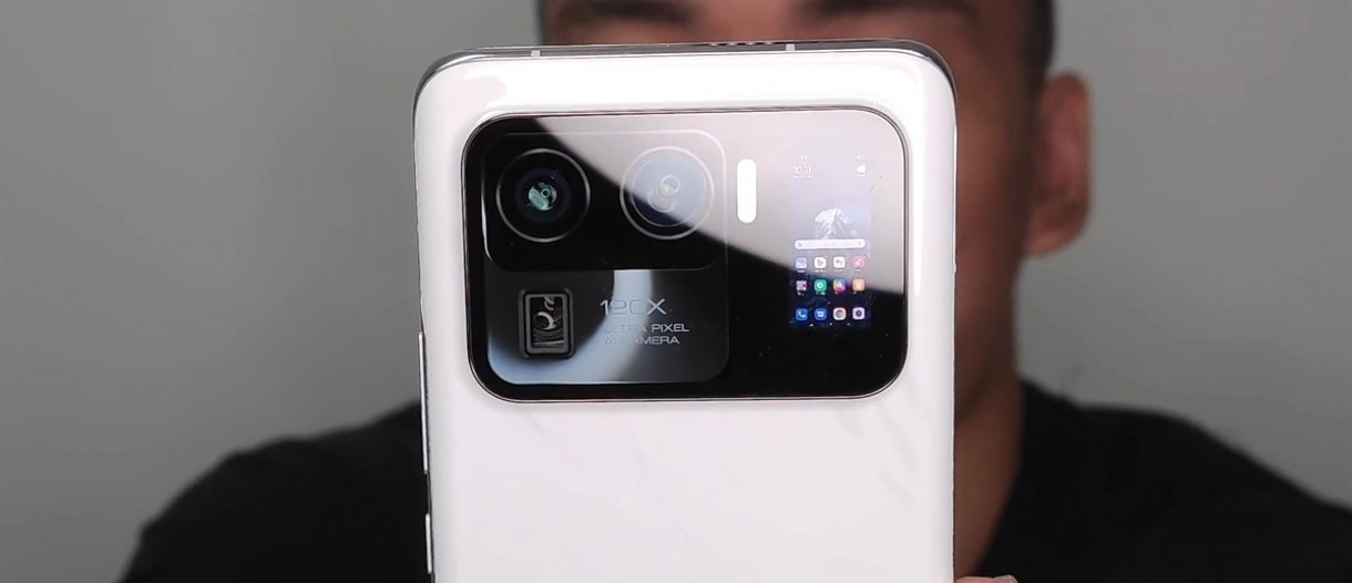 Xiaomi Mi 11 Ultra stars in a hands-on video: 120X zoom and